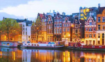 Amsterdam Mercatini e Capodanno - Top One
